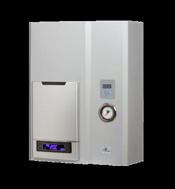 Elektrotherme mit Warmwasseraufbereitung - kleine Elektroheizung als elektrische Zentralheizung oder Fußbodenheizung